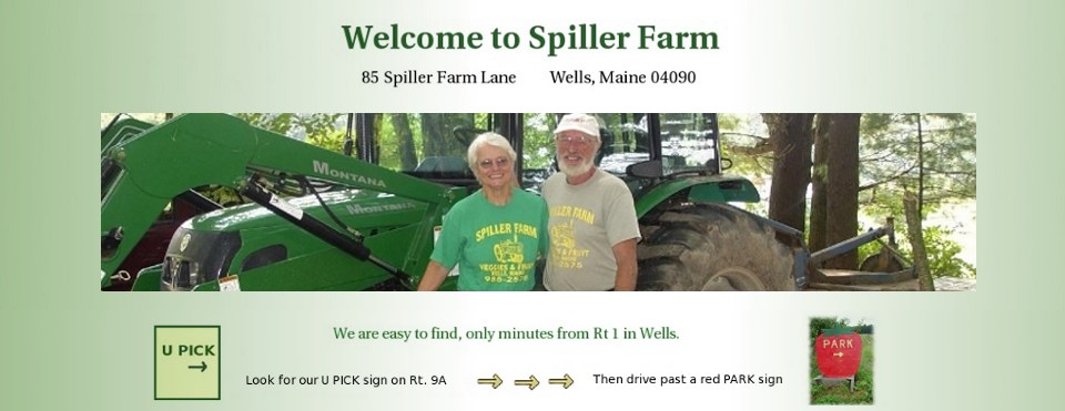 Spiller Farm U-Pick